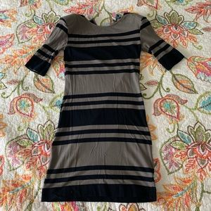 French Connection Striped Mini Dress/Tunic